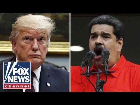 Maduro blames 'extremist' Trump for chaos in Venezuela