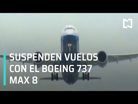 20 Aerolíneas Incluida Aeroméxico Suspenden Vuelos Con Boeing 737
