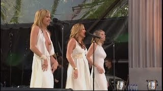 Repeat youtube video Atomic Kitten - Dancing in the street - Live Party at the Palace DVD. HQ mp4