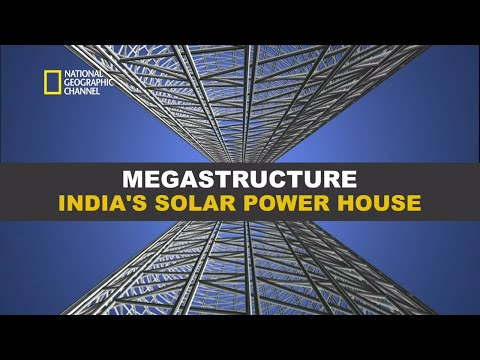 National Geographic Documentary on India's Largest Solar Power Industry