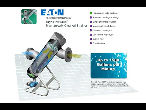 How It Works - MCS 1500 Magnetically Coupled Filter - Eaton Filtration