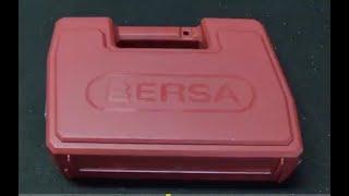 que pistola produce BERSA ?que viene en una caja ROJA !!!!