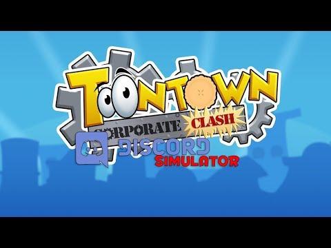 Toontown: Corporate Clash Discord Simulator V1