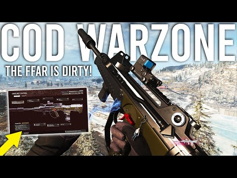 Call of Duty Warzone - The FFAR is kind of Ridiculous! ( New Best Gun )