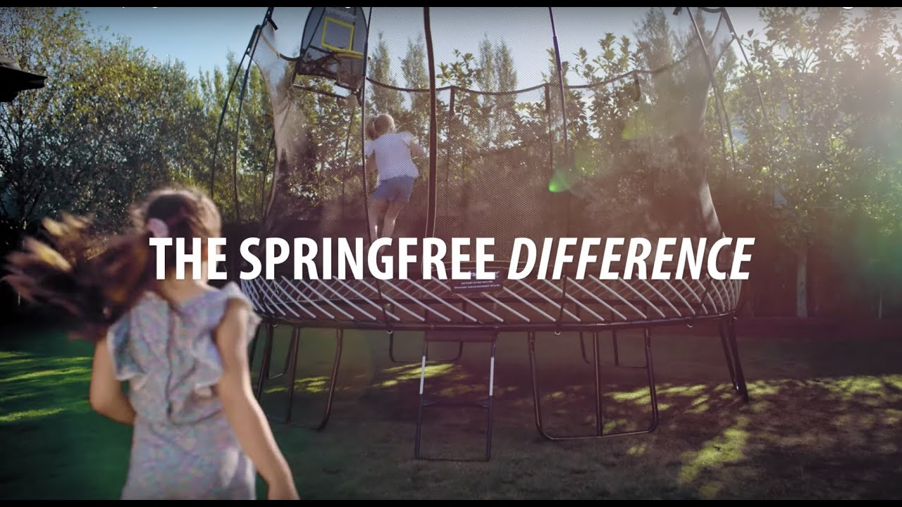 Discover The Springfree Difference - Full Length