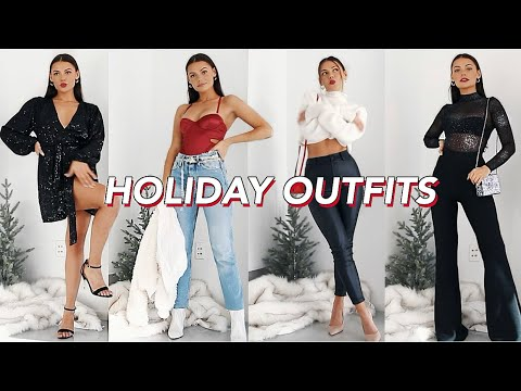 [VIDEO] - how to put together an outfit 101: HOLIDAY EDITION 2