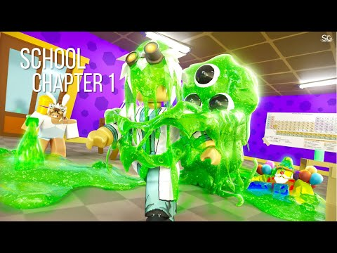 HOW TO ESCAPE SLIMEY (ROBLOX): SLIMEY CHAPTER 1 WALKTHROUGH |