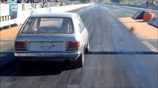 Paul Jackson CBR 13B PP NA - New PB 11.23 @ 120 mph