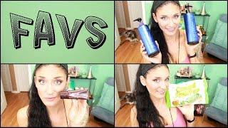 ❤ My Current FAVORITES ❤  Makeup. Hair. Random Thumbnail