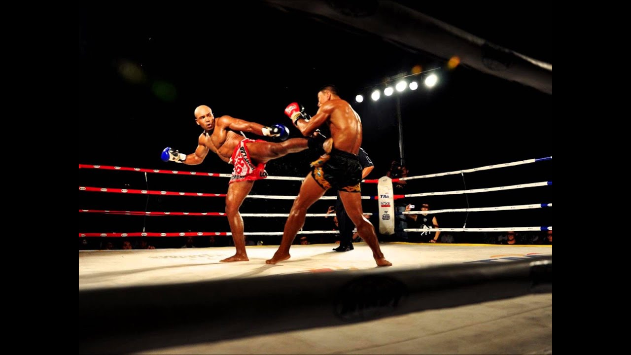 how to stop pressure muay thai