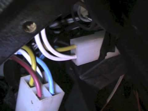 fiat 124 sport spider wiring part one youtube. Black Bedroom Furniture Sets. Home Design Ideas