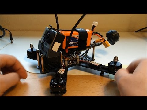 FPV Racing Quadcopter Build / Timelapse / Instructional Vide