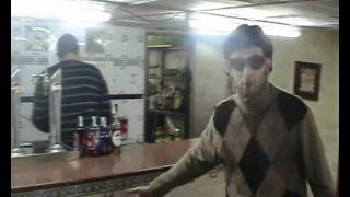 Españoles por Valencia - Gregorio en un bar