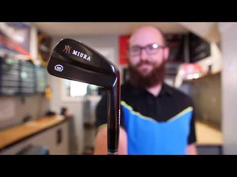 Peoples Golf Iron Set Build