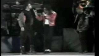 Tribute : Michael Jackson  Beat It Live In Malaysia  1996 (1958-2009) R.I.P
