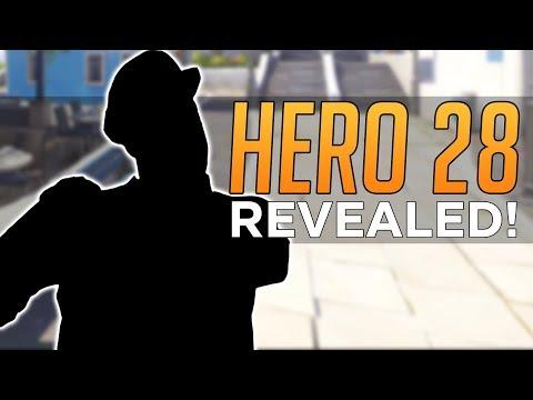 Overwatch: Hero 28 REVEALED?! - New Blizzard LEAK!!!