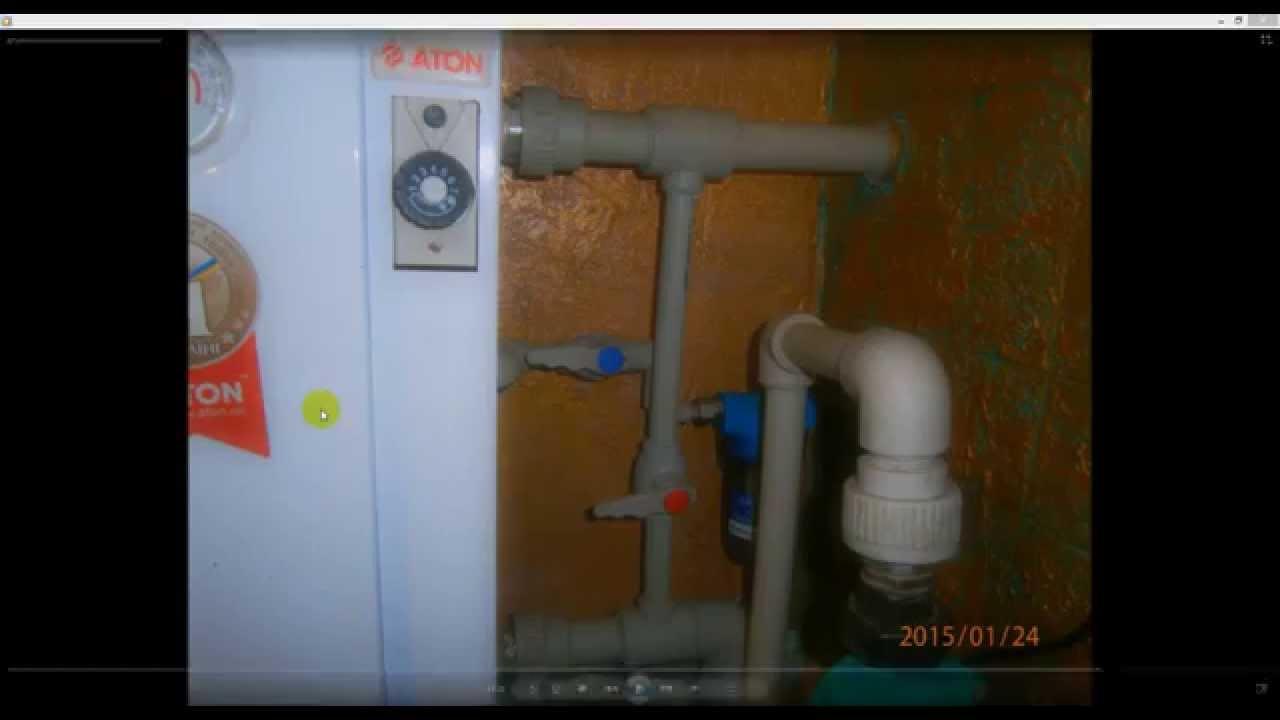 · Чистка газового котла. Как очистить от сажи. Разборка МАЯК - 12 .