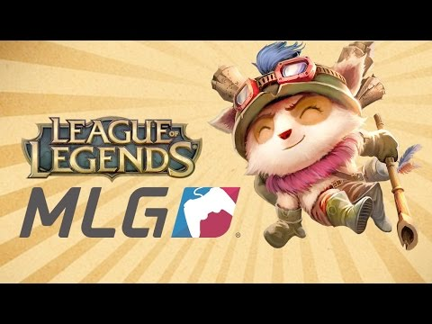 League of Legends: MLG Teemo GUIDE/BUILD