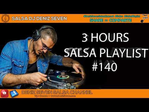 SALSA PLAYLIST #140 ➥ 3 HOURS ➥ Que Viva La Salsa y El Guaguancó