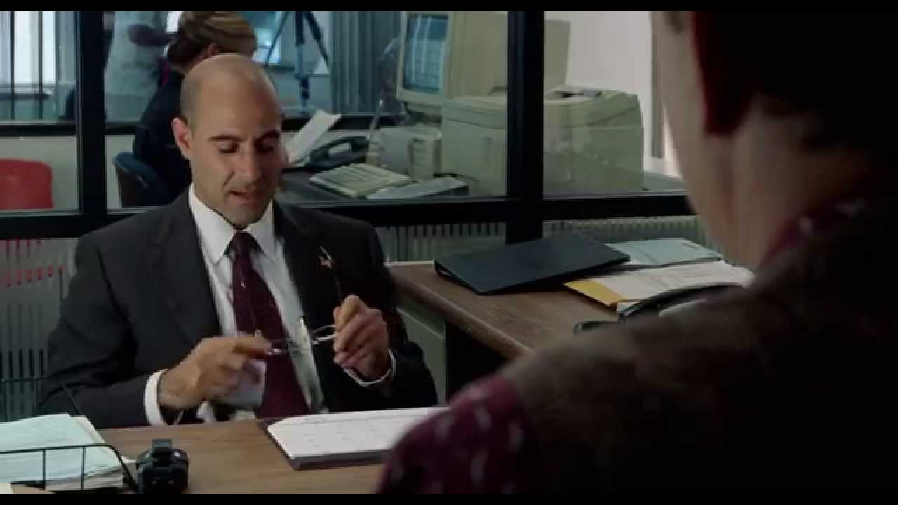 The Terminal 2004 Victor In Interrogation Room Youtube