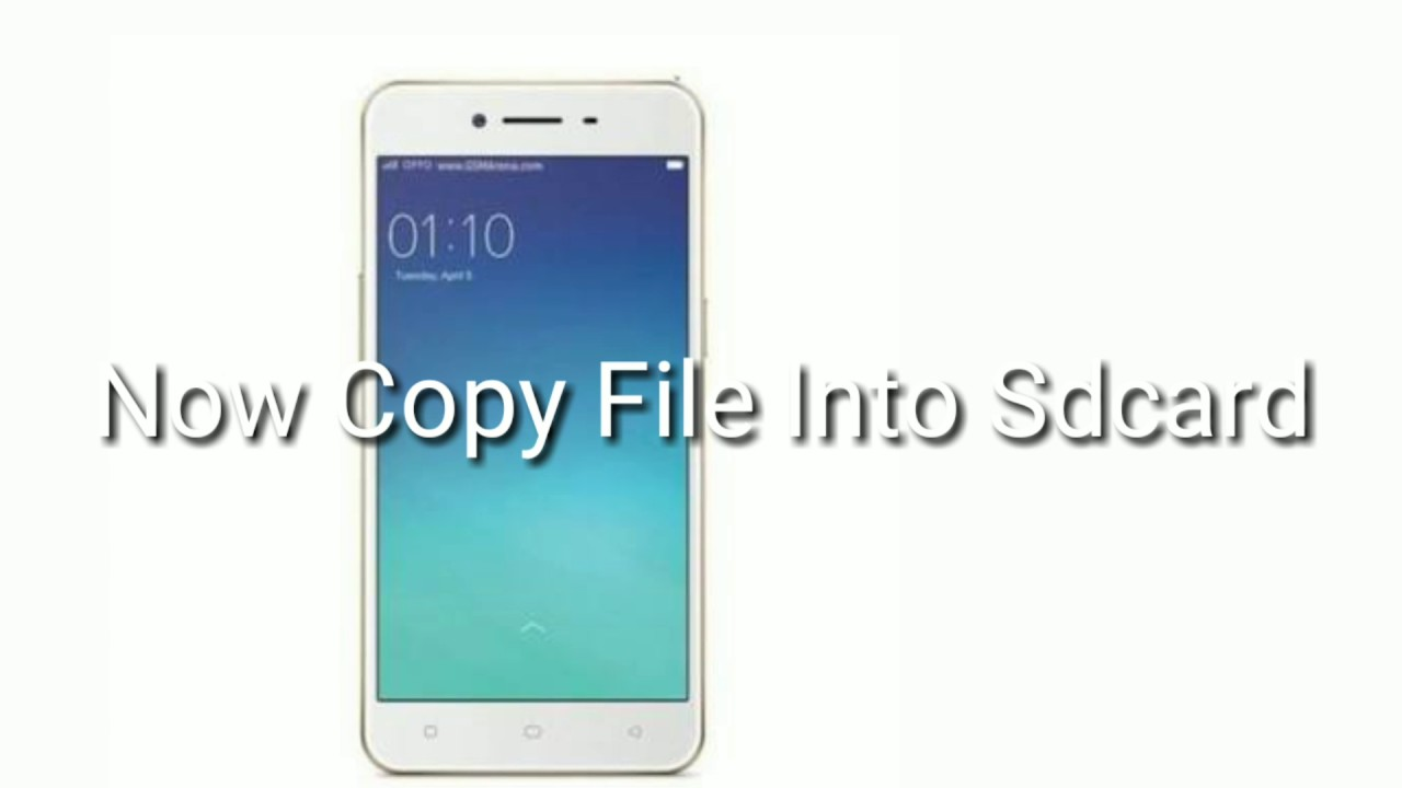 Oppo A37F How to Software Update with OTA Methods