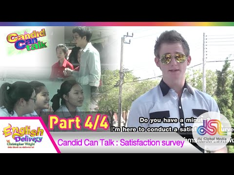 English Delivery : Candid can talk [18 ก.พ. 58] (4/4) Full HD