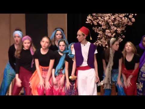 Aladdin Jr // Twenhofel Middle School // March 30, 2018