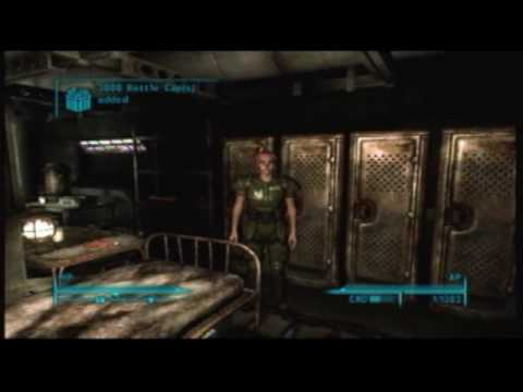 Easy ways to make money in Fallout 3