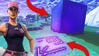 THE CUBE IS MOVING... AGAIN! // New Fortnite Update // Fortnite Battle Royale Gameplay