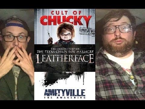 Midnight Screenings - CULT OF CHUCKY, LEATHERFACE, and AMITYVILLE: THE AWAKENING