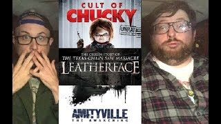Midnight Screenings - CULT OF CHUCKY, LEATHERFACE, and AMITYVILLE: THE AWAKENING