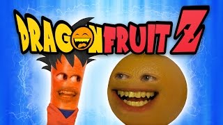 Annoying Orange - Dragon Fruit Z (Dragon Ball Z Spoof)