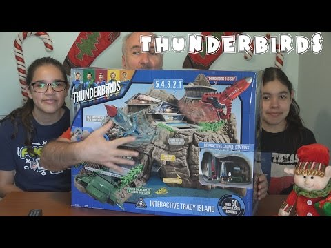 Thunderbirds Interactive Tracy Island Review | EpicReviewGuys in 4k CC