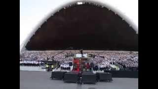 """fotoViktorBurkivski05.07.2014L / XXVI üldlaulupeo esimene kontsert """"Aja puudutus"""""""