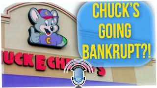 Chuck E. Cheese Going Bankrupt; Could Permanently Close?? (ft. Tim Chantarangsu)