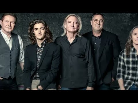 eagles kick off evening with tour with vince gill singing ol 39 55 youtube. Black Bedroom Furniture Sets. Home Design Ideas
