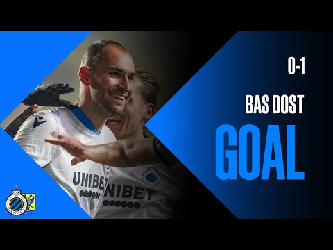 Bas Dost scores his 4th consecutive debut match-goal (nice goal)