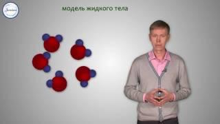 Естествознание 5 кл Твердое жидкое газообразное состояние вещества