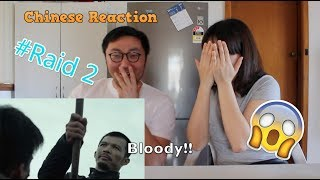 Video Chinese React To The Raid 2 - Fight Scene|Chinese Reaction|Reaction download MP3, 3GP, MP4, WEBM, AVI, FLV November 2018