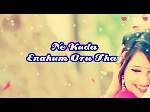 Ne malara malara lovely song /arputham movie /Tamil what's app status /video 😃