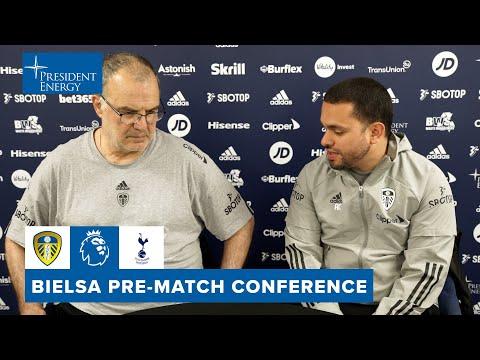 Phillips and Raphinha updates, Bamford qualities | Marcelo Bielsa pre-match | Leeds United v Spurs