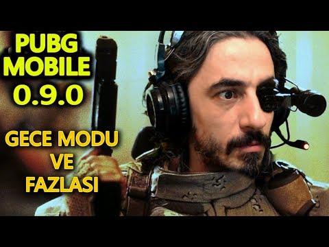 GECE MODU VE FAZLASI - PUBG Mobile (0.9.0)