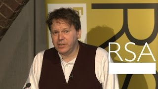 David Graeber on a Fair Future Economy