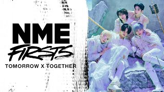 Tomorrow X Together on their first ever concerts & writing 'Maze in the Mirror'   Firsts