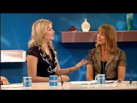 Loose Women: Holly Willoughby Interview
