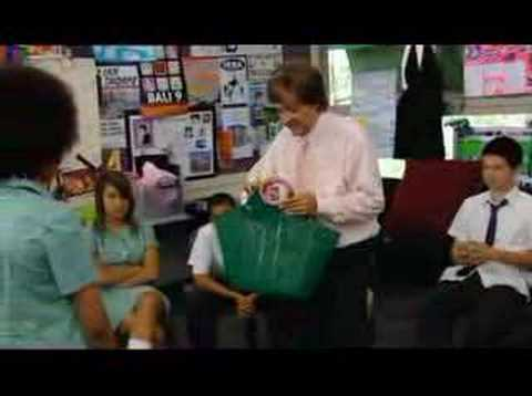 """""""Where have you bloody been?!"""" - Mr G, Summer Heighs High"""