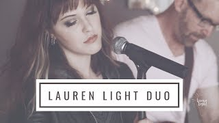 Lauren Light DUO 2019 (Live Reel)