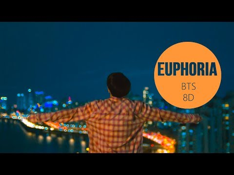 BTS JUNGKOOK - EUPHORIA [8D USE HEADPHONES] 🎧