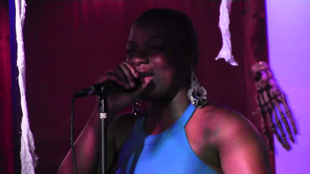 "Janice Freeman ""Live"" at Spikes - YouTube"