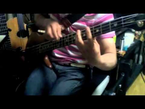【bass】A Show Of Hands -Victor Wooten-(cover)【solo】